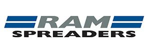 RAM SPREADERS logo
