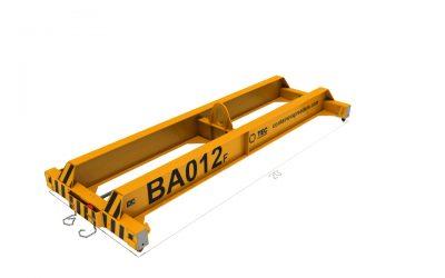 TEC BA-012F DIRECT LINK TO THE CRANE