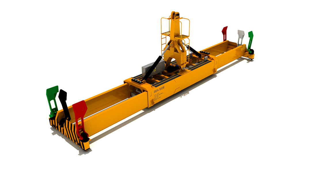 2700 SINGLE LIFT SPREADER